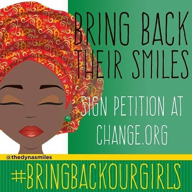 Bring Back Our Girls - Bring Back Their Smiles